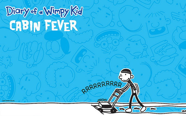 Book report on diary of a wimpy kid cabin fever